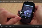 Alcatel OneTouch Move teszt - GSM online™