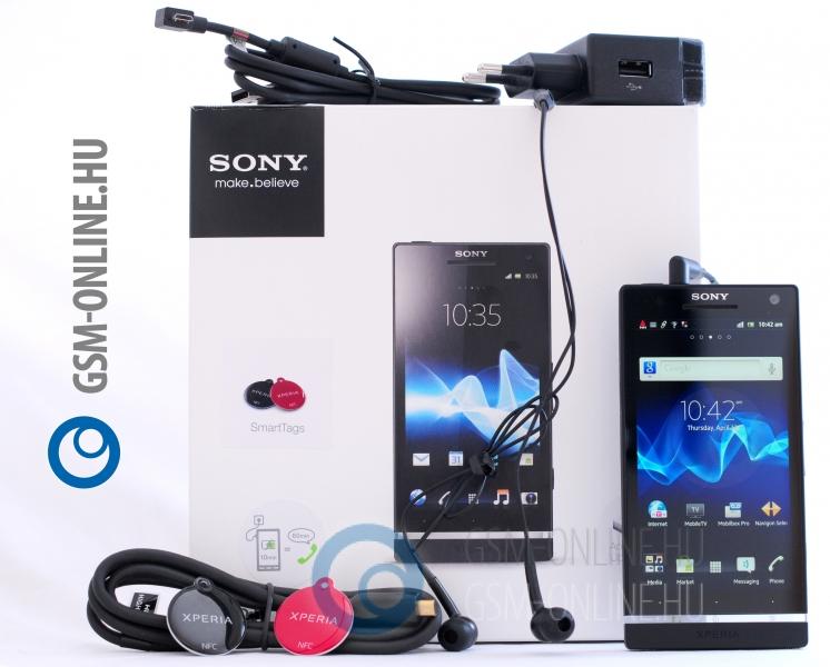 Sony Xperia S tartozékok