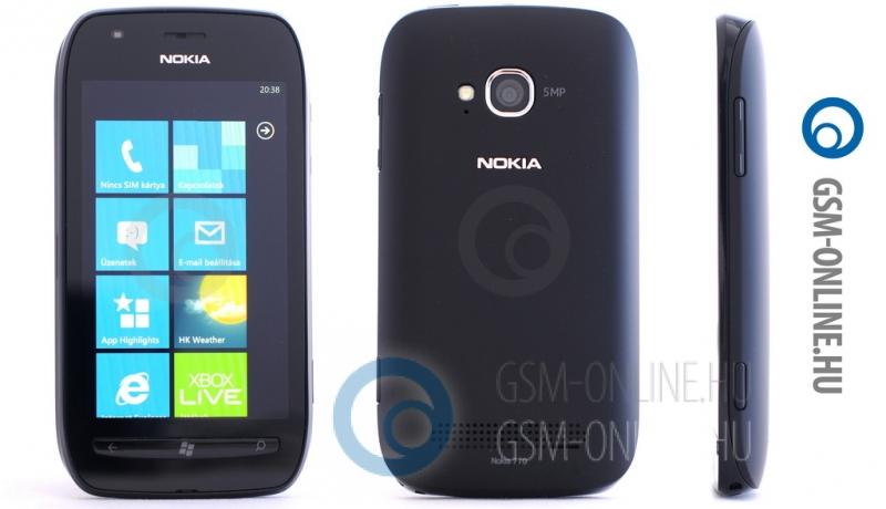 Nokia Lumia 710 összegzés