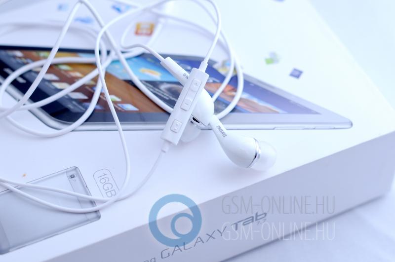 Samsung Galaxy Tab 7.7 hardware