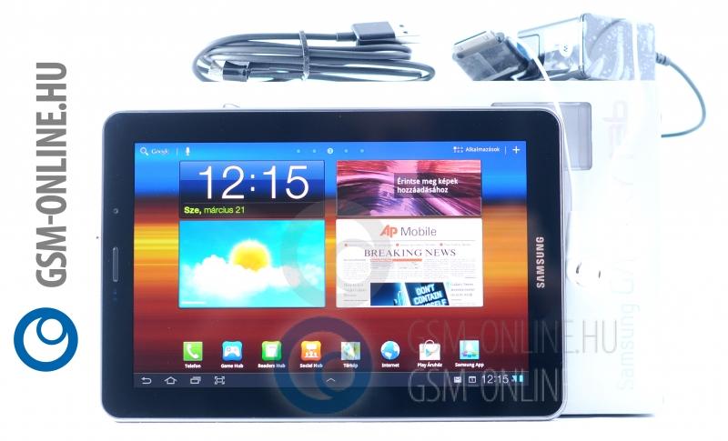 Samsung Galaxy Tab 7.7 összegzés